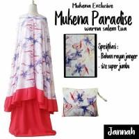 READY - MUKENA BALI EKSKLUSIF (JANNAH) PARADISE