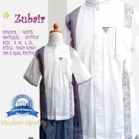 Baju Koko Anak Remaja , Baju Koko Anak Tanggung SD, SMP Style Zubair