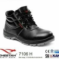Sepatu safety cheetah 7106H 7106 H SURABAYA