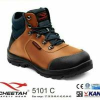 Sepatu safety cheetah 5101HA 5101CB 5101 HA 5101 CB SURABAYA