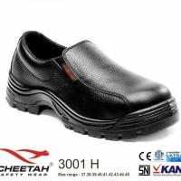 Sepatu safety cheetah 3001H 3001 H SURABAYA