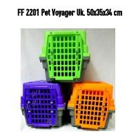 Pet Cargo murah / keranjang kandang anjing dan kucing