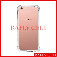 Casing Anti Crack Oppo F3 Plus Case Bening HP Cesing Kesing Silikon