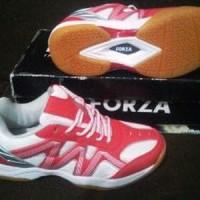 Sepatu Badminton FZ FORZA Red ORI (BNIB) Limited