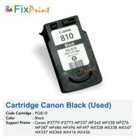 Cartridge Canon Black Printer IP2770 MP237 MP245 MP258 MP276 MP287