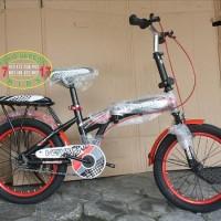 !Top Terlaris Sepeda Lipat Venom 16 Inch ,,....