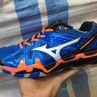 !!Terlaris Sepatu Mizuno Wave Tornado 9 Low Premium Quality