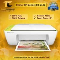 Printer HP Deskjet Ink Advantage 2135 Printer Scan Copy HP 2135 Murah
