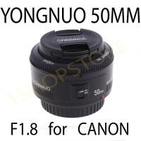 Jual Lensa YongNuo 50mm 1.8 for Canon Murah