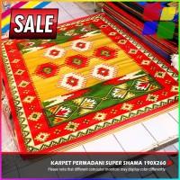 PROMO Karpet Permadani Mirzae 190x260cm Dekorasi Rumah Murah