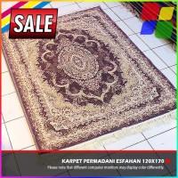PROMO Karpet Permadani Turky Import Esafahan 120x170cm Dekorasi Rumah