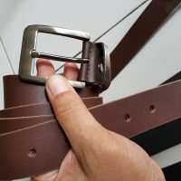 Sabuk/Ikat pinggang kulit asli Original Garut murah IPK-02