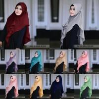 Mini Khimar Bilqis Kerudung Hijab Jilbab Instan Pad Bubble Pop Praktis