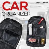 Car seat organizer Tas Mobil Multifungsi - utk MPV, Sedan kendaraan