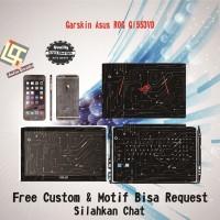 Garskin Laptop Asus Rog GL553VD motif Circuit3 - motif bisa request