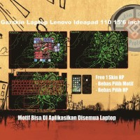 Garskin Laptop Lenovo ideapad 110 15'6 inchi motif Razer - Free Custom