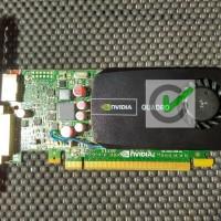 Nvidia Quadro 600 - DisplayCard 3D - VGA Workstation 1 GB 128 Bit DDR3