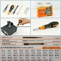 Tool Set Obeng Lengkap HP HTC Samsung Asus iPhone P2 Macbook Pro Air