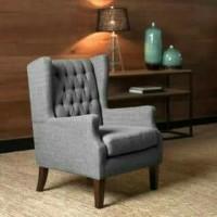 kursi sofa minimalis (Furniture kursi lemari meja rias bufet meja)