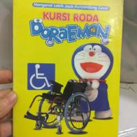 Buku anak KURSI RODA DORAEMON