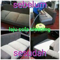 jasa cuci sofa, springbed, karpet, kursi, dll bekasi dan jakarta