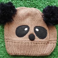 Topi Kupluk Bayi Panda