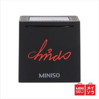 WIRELESS SPEAKER MINISO ORIGINAL M20 RED BLACK  WHITE