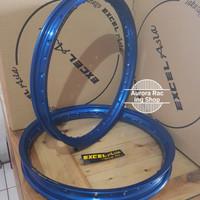 Velg Takasago Excel Asia Set Ring 17 x 120 / 140 warna Blue