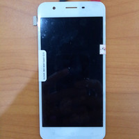 LCD OPPO A39 WHITE ORI