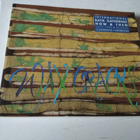WAX CRACKS Internasional Batik Gatering Now &Then