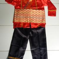 Baju Adat Aceh Size S