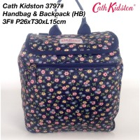 Tas Ransel Cath Kidston Handbag and Backpack 3 in 1 3797 - 11