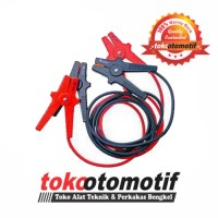 Cable Booster / Kabel Jumper Aki Mobil / Kabel Accu 200a X 2.5m