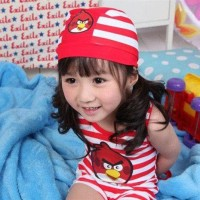 Baju Renang Anak Angry Bird Plus Topi SKU#31973