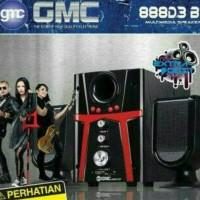 Dijual Speaker Aktif Gmc 888D3 Bisa Bluetooth Keren