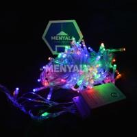 Tumblr Lamp LED/ Lampu Tidur / Lampu Hias / String Light / Wooden Clip