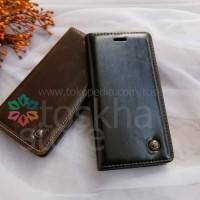 iPhone 8 Caseme Wallet Case Leather Premium Flipcase Cover Dompet hp