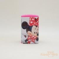 pen stand tempat alat tulis minnie mouse pink