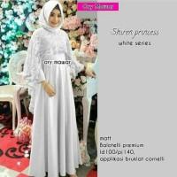 Dress wanita Baju Muslim gamis modern Shiren Princes