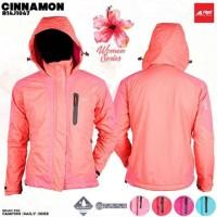 Jaket Gunung Wanita Rei Cinnamon