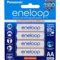 Baterai Sanyo Eneloop AA x 4pcs 2000maH