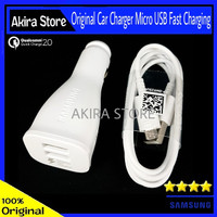 Harga car charger samsung galaxy a5 a7 2016 original 100 fast | antitipu.com