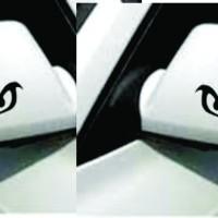 promo stiker mobil honda toyota mazda susuki daihatsu sticker spion