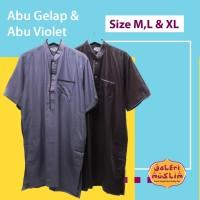 Gamis Zain Model List Murah + Gratis Peci Rajut