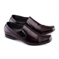 baru sepatu kulit pria pansus pria pantofel kulit jk collection JAR 0