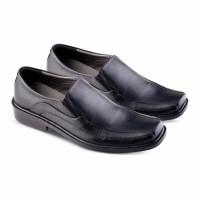 terbaru sepatu kulit pria pansus pria pantofel kulit jk collection JW