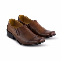 terbaru sepatu kulit pria pansus pria pantofel kulit jk collection JA