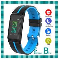 SmartBand B5 Biru - Smartwatch Smart Watch Bkn Xiaomi Mi Band Fitbit