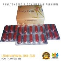 Ladyfem - Solusi Semua Masalah Menstruasi