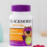 Jual Blackmores Superkids Superkid Super kids Kid Imune Immune Gummies Murah
